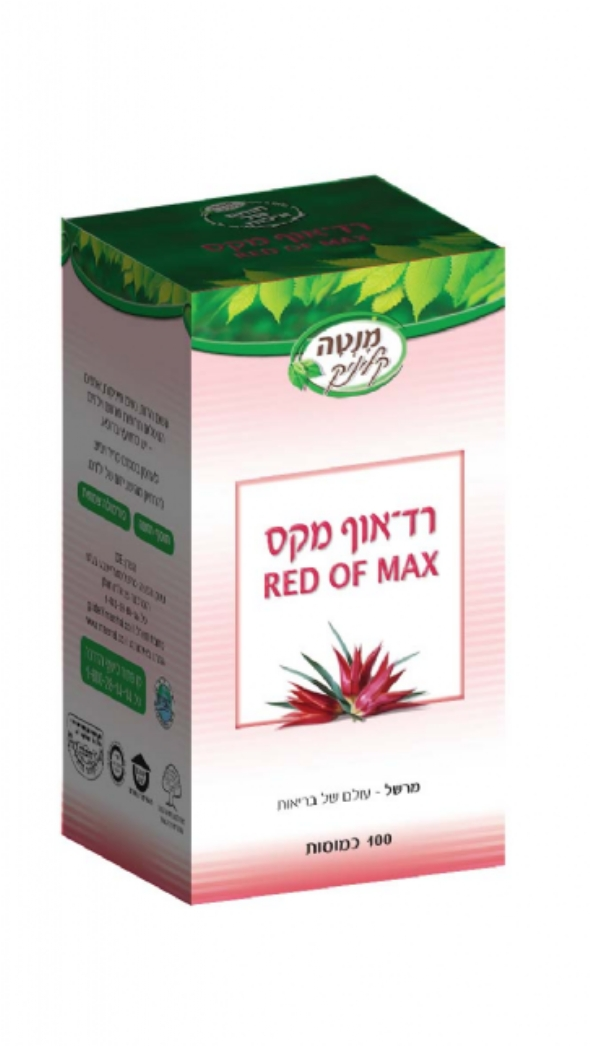 Red  of  max